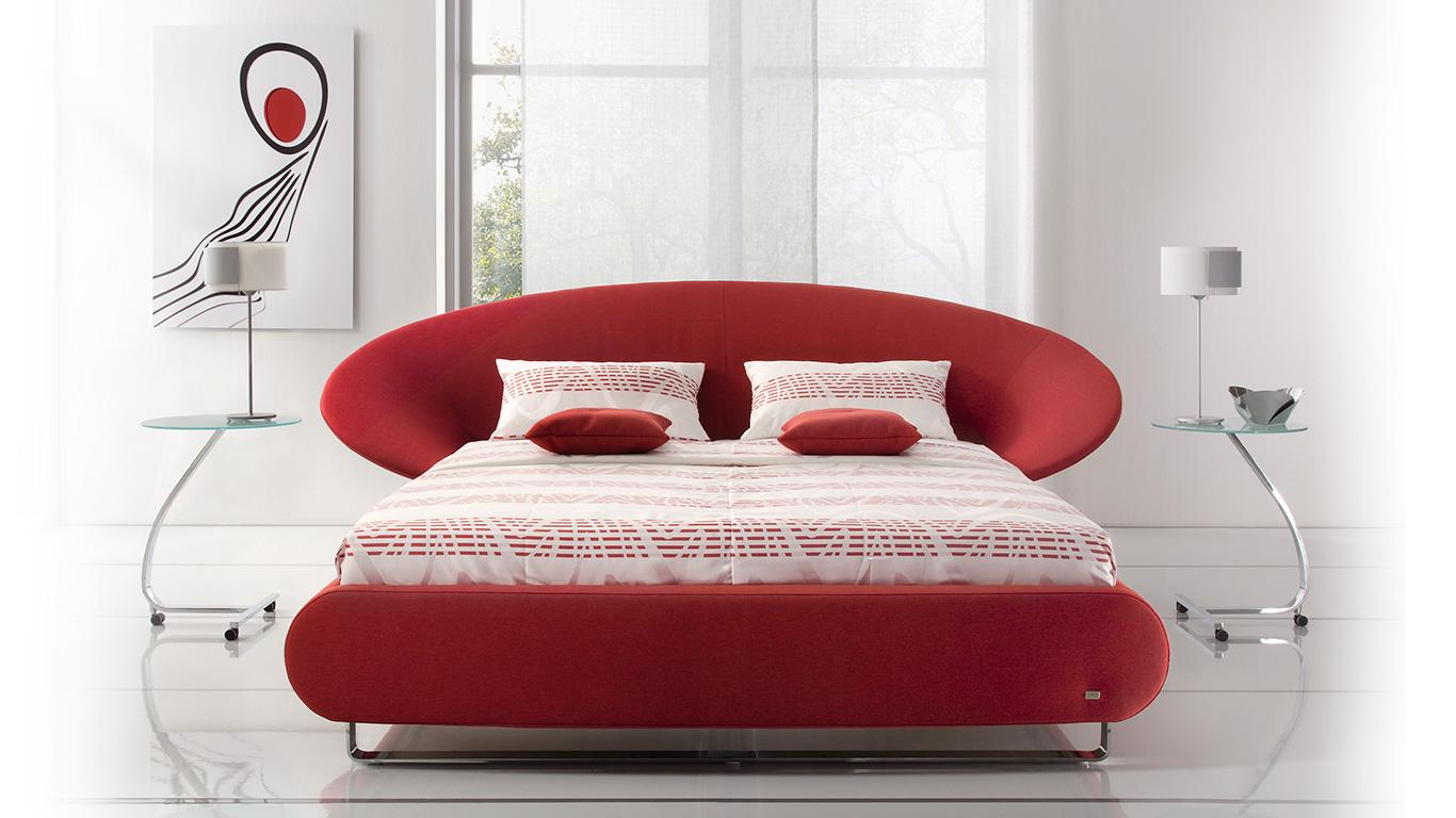 Кровать RUF Betten. Модель Lotus