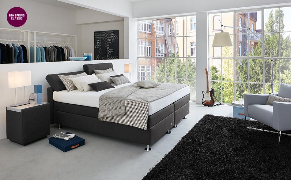 system boxspring beds. Black Bedroom Furniture Sets. Home Design Ideas
